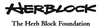 Herb Block Foundation